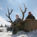 brandon-and-his-dad-tim-with-an-awesome-utah-bull